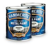 """""""Hammerite"""" apsauginiai metalo dažai"""